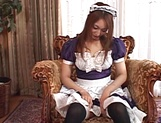 Arousing JP babe, Airi Hanabusa enjoys a dildo in pov cosplay