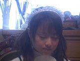Akiho Yoshizawa loves cock in her creamy bush