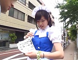 Sexy maid makes a dude cheat on her wife