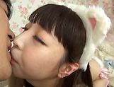 Saeki Rui gets anal rammed to rapturous delights