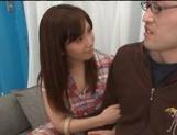 Minami Kojima, naughty Asian babe enjoys cosplay sex picture 11