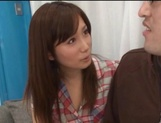 Minami Kojima, naughty Asian babe enjoys cosplay sex picture 14