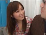 Minami Kojima, naughty Asian babe enjoys cosplay sex picture 15