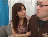 Minami Kojima, naughty Asian babe enjoys cosplay sex