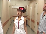Smoking hot Karen Ichinose worthwhile fuck