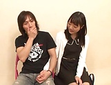 Stunning Japanese beauty loves going down picture 13