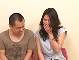 Naughty Nagomi loves pleasing throbbing cocks. picture 3