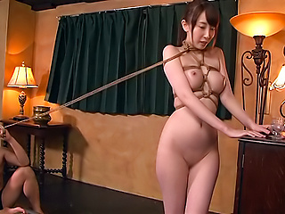 Hot Asian milf gets tits fucked and hardcore nailing