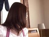 Mature Asian milf dildoing her juicy muff