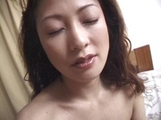 Nasty hardcore for obedient Japanese mature, Marie Sugimoto