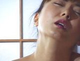 Hot Japanese milf, Maria Yuuki solo masturbation is exposed picture 15