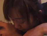 Maria Yuuki, naughty Japanese milf gets hot position 69