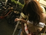 Misa Kurita Pretty Asian doll enjoys showing off her hot body picture 42