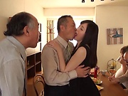 Luscious amateur honey enjoys multiple studs