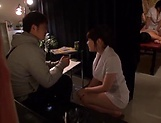 Gorgeous Asian masseur gets rammed and creamed picture 15