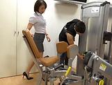 Naughty Asian porn star explosive sexual delight picture 13