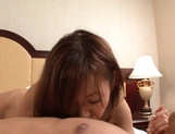 Raunchy Sakuragi Rin kinky pussy pounding session picture 10