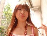 Serious gangbang with busty Asian Mion Ayase