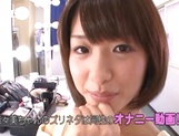 Nanami Kawakami hot Asian chick enjoys rough dildo pleasures