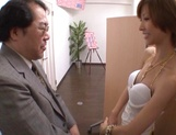 Naughty Asian babe in high heels, Akari Asahina gets banged picture 3