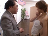Naughty Asian babe in high heels, Akari Asahina gets banged picture 4