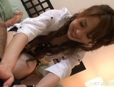 Hikaru Houzuki Is A Hot Pussy babe Who Enjoys Fucking And Blowjobs