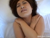 Hikaru Yuzuki Horny Hottie Humps Asian babe Has An Itchy Pussy
