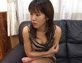 Arousing Japanese hottie with big tits gets tit fucked