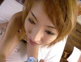 Amateur Asian teen, Kumi Sakura, pounded really hard picture 64