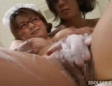 Meguru Kosaka Gets Fucked In The Shower