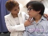 Hotaru Akane Naughty Japanese Model Gives Nice Blowjobs