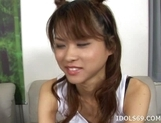 Japanese Akira Shiratori Hot Asian Cunt picture 1
