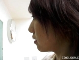 Japanese AV Models Having A Pussy Party In The Classroom picture 12