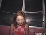 Japanese Saori Konno Deepthroat Blow Job picture 13