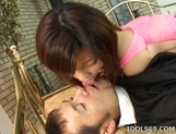 Kana Shimada Creampie Asian babe Enjoys All The Cock She Can Get picture 12