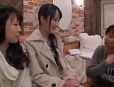 Minato Riku, Asian teen enjoys lesbian experience picture 11