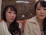 Minato Riku, Asian teen enjoys lesbian experience