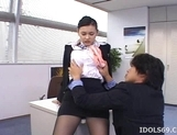 Maria Ozawa Hot Asian Stewardess Gets A Fucking From Behind picture 11