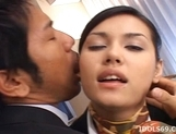 Maria Ozawa Pretty Japanese babe Gets Fucked From Behind picture 6