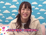 Japanese teen Hosaka Eri made to suck and fuck on cam picture 11