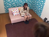 Japanese teen Hosaka Eri made to suck and fuck on cam picture 12