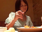 Japanese babe loves the buzzing vibrator. picture 11