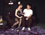 Sweet babe Sana Mizuhara strokes a big stiff wang