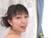 Soapy massage with cock sucking Japan milf