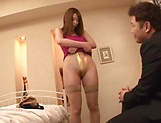 Hatano Yui gets her moist twat nailed doggy picture 11