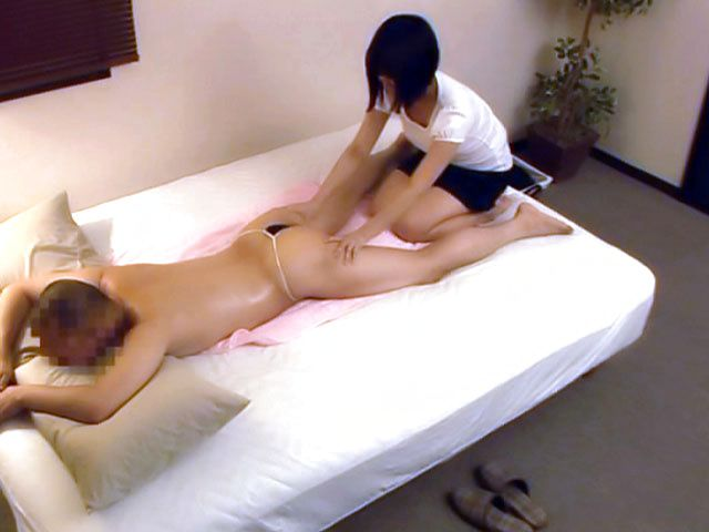 Japanese Milf Riding Dildo