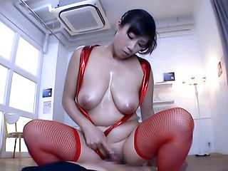 Perfect hardcore sex along busty Myabe Suzuka