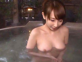 Beatiful Japanese MILF Kisaki Aya is fucked hard