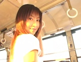 Kinkky public sex fro enchanting honey Riko Tachibana