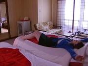 Amateur solo masturbation with hot Aya Koyzumi
